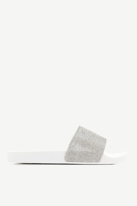 Ardene Faux Gem Pool Slides
