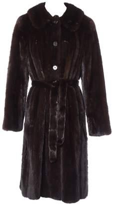 J. Mendel J.Mendel J.mendel Brown Mink Coats