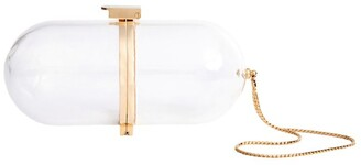Marzook Transparent Crystal Pill Bag