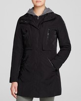 Andrew Marc Dani Hooded Coat