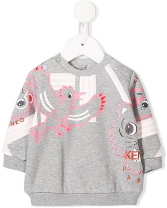 Kenzo Kids Crazy Jungle Sweatshirt