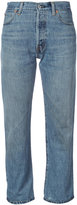 RE/DONE cropped jeans - women - Cotton - 24