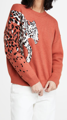 MinkPink Feline Knit Sweater