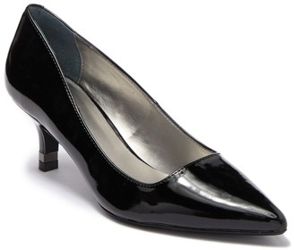 J. Renee Braely JJ Kitten Heel Pump - Wide Width Available