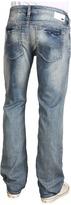 Buffalo David Bitton Six Slim Straight in Dust Men's Jeans
