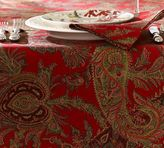 Pottery Barn Caroline Paisley Tablecloth