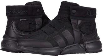 Champion Rally Future (Triple Black) Men's Shoes