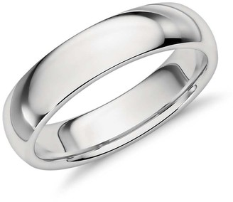 Sterling Forever Sterling Silver Classic Band Ring