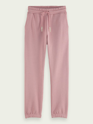 Scotch & Soda Unisex organic cotton sweatpants | Girls