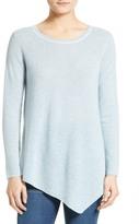 Joie Tambrel H Asymmetrical Hem Cashmere Sweater
