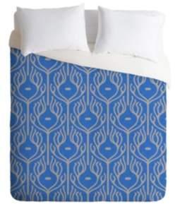 Deny Designs Holli Zollinger Umbraline King Duvet Set Bedding