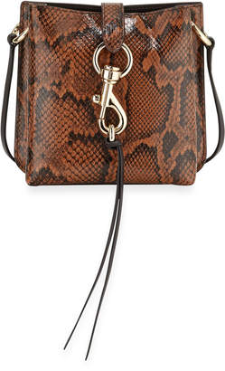Rebecca Minkoff Megan Mini Leather Feed Bag