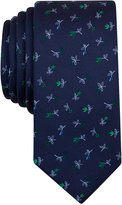 Bar III Men's Holly Floral Tie, Only at Macy's