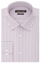 Michael Kors Regular-Fit Striped Dress Shirt