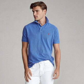 Polo Ralph Lauren Cotton Polo Shirt in Custom Fit