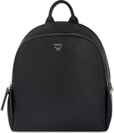 MCM Polke stud detail leather backpack
