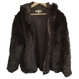 See by Chloe Camel Faux fur Coat for Women