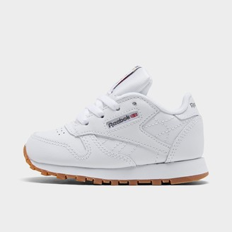 Reebok Kids' Toddler Classic Leather Casual Shoes