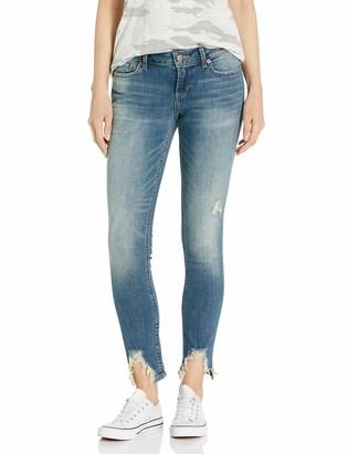 Lucky Brand Womens Mid Rise Lolita Skinny Jean in Lovelock