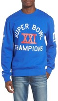 Mitchell & Ness NFL Championship - New York Giants Sweatshirt