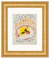 Munn Works Picasso - La Corrida (The Bull Ring Art