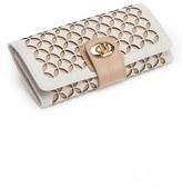 Wolf 'Chloe' Jewelry Roll - Ivory