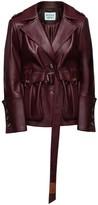 Diana Arno Hayden Faux Leather Jacket
