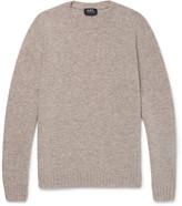 A.p.c. - Mélange Wool Sweater