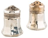Cartier Sterling Silver Salt & Pepper Shakers