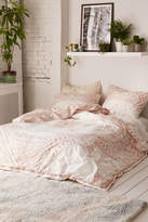 Urban Outfitters Celestial Foiled Duvet Cover