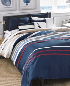 Nautica Bradford Twin Duvet Set Bedding