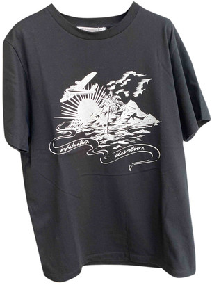 Stella McCartney Black Cotton T-shirts