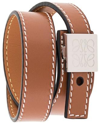 Loewe Wrap Strap Bracelet