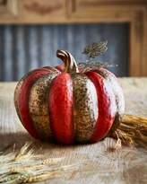 Mackenzie Childs MacKenzie-Childs Persimmon Pumpkin