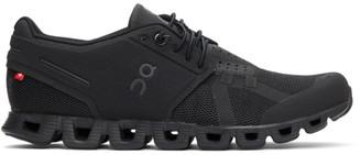 On Black Cloud Sneakers