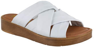 Bella Vita Tor-Italy Slide Sandals Women Shoes
