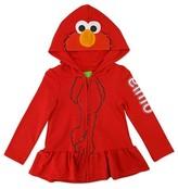 Sesame Street Toddler Girls' Elmo Costume Sweatshirt - Red