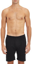 James Perse Men's Relaxed-Fit Boxers-BLACK