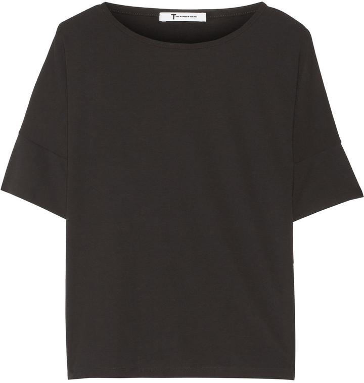 Alexander Wang Stretch-jersey T-shirt