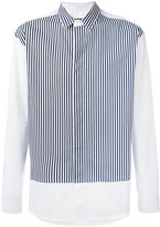 Plac striped chest shirt - men - Cotton - S