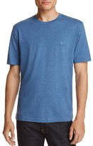 Brooks Brothers Heathered Supima Cotton Tee