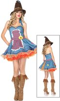 Leg Avenue Women's Sunflower Scarecrow Costume
