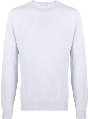 John Smedley Hatfield knitted long sleeve jumper