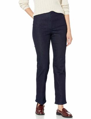NYDJ Women's Petite Size Marilyn Straight Leg Forever Slimming Jeans