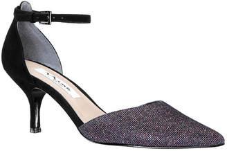 Nina Brenda Ankle Strap Pumps Women Shoes