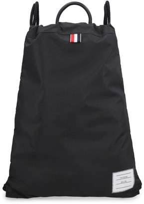 Thom Browne Packable Nylon Backpack