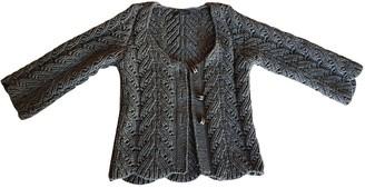 Roberto Collina Grey Wool Jacket for Women