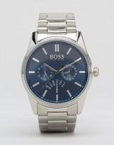 HUGO BOSS BOSS By 1513126 Chronograph Stainless Steel Strap Watch