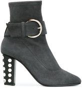 Giuseppe Zanotti Design studded heel ankle boots