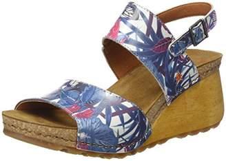 Art Women's 1322f Fantas Borne Open Toe Sandals, Multicolour (Hawai)